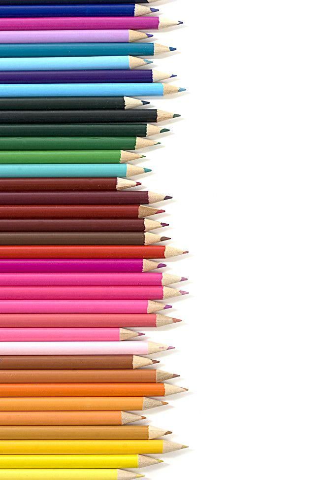 Crayon Escrito Aplicar Lápiz Lápices Antecedentes Lapices Lapices De Colores Explocion De Colores