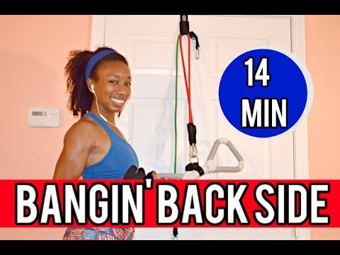 14min: T-Grip Max Bangin' Back Side Workout #2 (FULL LENGTH WORKOUT) - YouTube