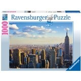 Ravensburger 19114 - Manhattan am Morgen 1000 Teile Puzzle