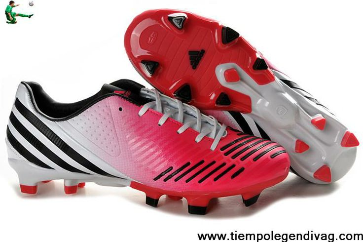 Buy Adidas Predator LZ TRX FG - Super Pink-White-Black Released Soccer Boots For Sale