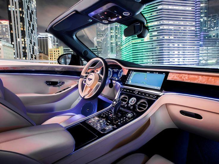 2020 Bentley Continental GT V8 First Look Bentley