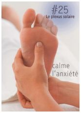 La réflexologie des pieds : La vésicule biliaire : Ce point réflexe aide à éliminer les toxines