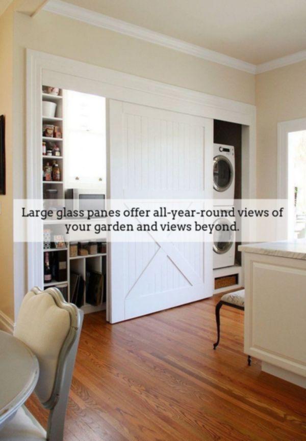 Indoor Doors Tri Fold Internal Doors Cheap Sliding Doors