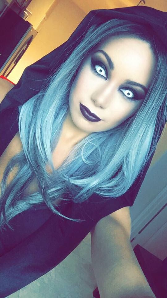 16 best Makeup images on Pinterest | Make up, Cyber punk and Cybergoth