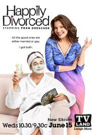 Watch Happily Divorced Season 1 Episode 1. In their 18 years of marriage, a middle aged couple tries to move on with their lives after the husband confesses he's gay. Based on