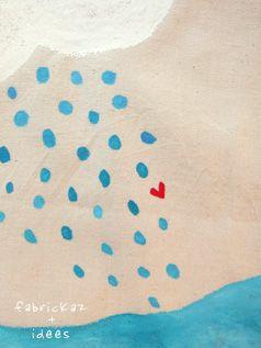 もこもこ雲からてんてん雫。一個だけハート。ただいま乾燥中。もう一枚描いてます。女の人と鳥。ただいま乾燥中。Enjoy Craft !只今チマチマと出品中です。楽しい!はあるかな?オークションはコチラをポチン→★★★-------