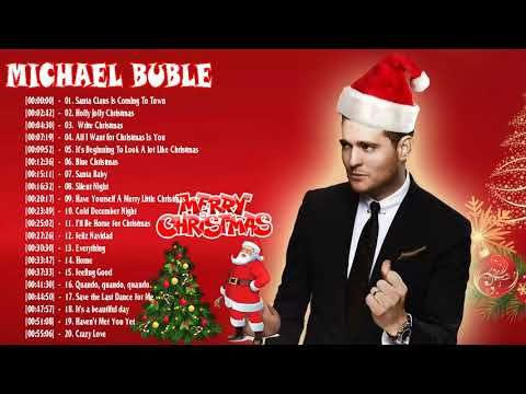 Michael Buble Christmas Songs - Michael Buble Greatest Hits Album Christmas 2018 - YouTube