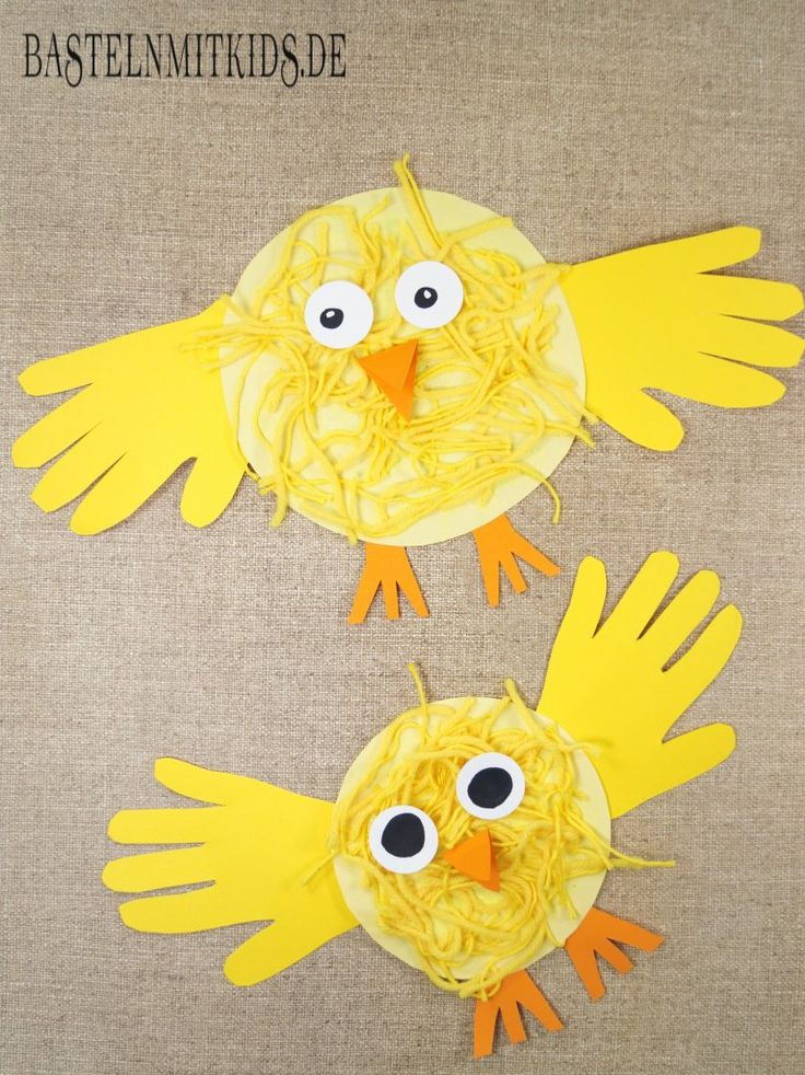 Küken basteln, malen oder stempeln ist gar nicht schwer. Hier findet ihr einige Bastelideen für Kinder zum Küken Basteln nach Anleitung. Auch für Kleinkinder zum Nachbasteln