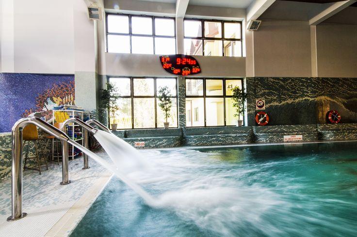 Lubicie atrakcje wodne? ;) #atrakcje #aquapark #woda #hotel #beskidy #muszya #wypoczynek #spa #rodzina