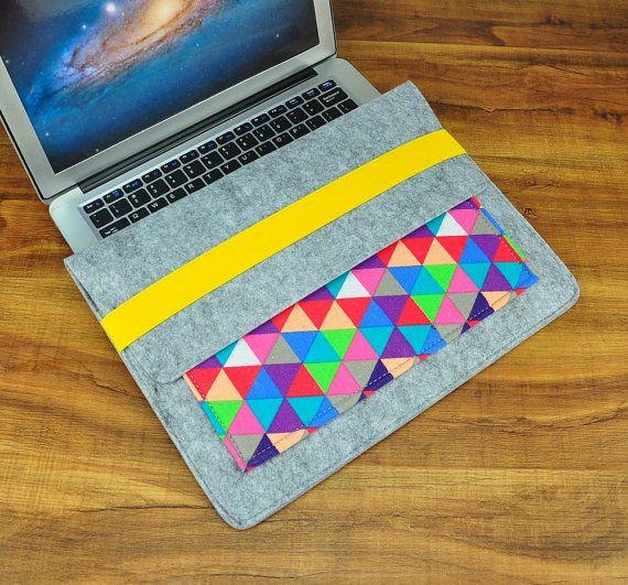 13 MacBook Air Case 13 Macbook Case MacBook 11 inch by CanvasFelt