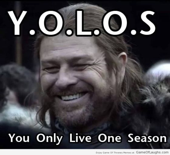 The Best Game Of Thrones Memes Of All Time Time
