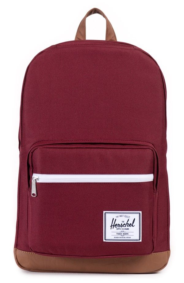 The Pop Quiz is a quintessential school backpack that features a wide range  of pockets and organizers. Signature striped fabric liner Fully padded and  ...