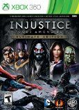 Injustice: Gods Among Us Ultimate Edition-Xbox 360