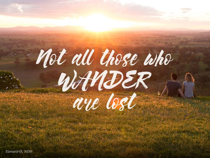 #wanderlust #travel #quote #inspiration #tamworth #sunset