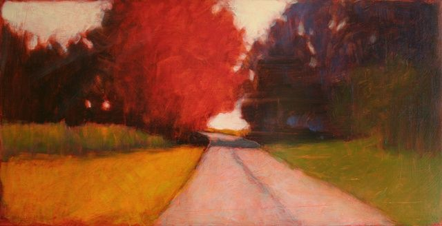Tracy Helgeson Red Red