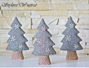 Choinka Świąteczna Grey