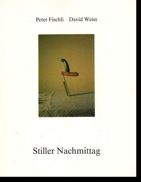 Stiller Nachmittag: Peter Fischli David Weiss. Sonnabend Gallery, Monika Spruth Galerie, Fischli/Weiss began collaborating in 1979 (25974) by ArtPaperEtc on Etsy
