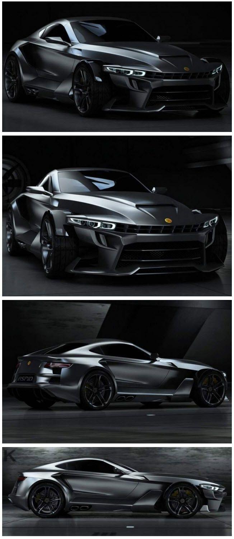 Aspid GT-21 Invictus, Spanish super-car