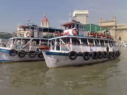 Elephanta island boats in Mumbai