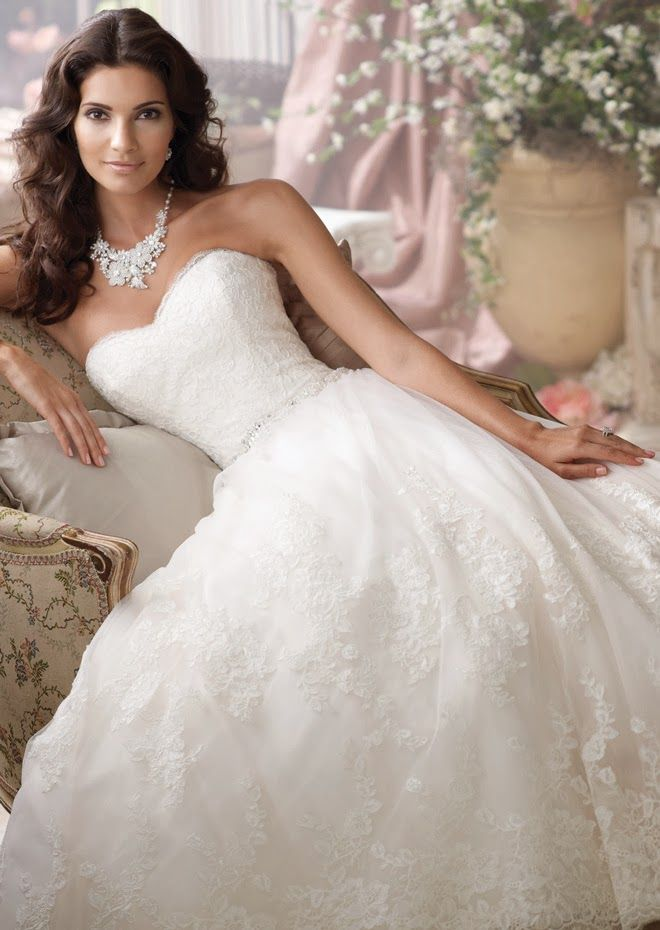 93 besten Brautkleid Bilder auf Pinterest | Kleid hochzeit ...