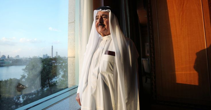 Adnan Khashoggi, High-Living Saudi Arms Trader, Dies at 81 http://lnk.al/4wA9 #artnews