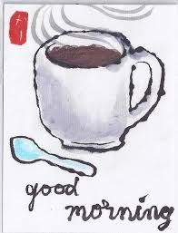 Image result for etegami coffee cup