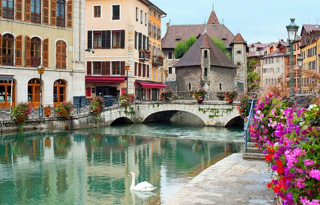 Annecy - fairytale village