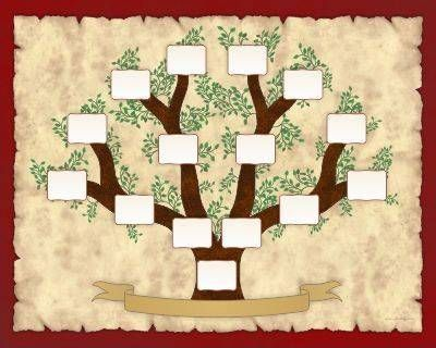 Best 25+ Blank Family Tree Template Ideas On Pinterest | Blank
