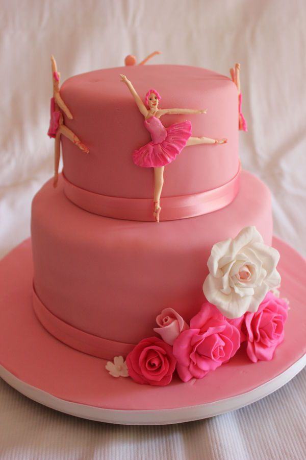 Ballerina Cake. 05/14/14JHB another beauty. TFS.