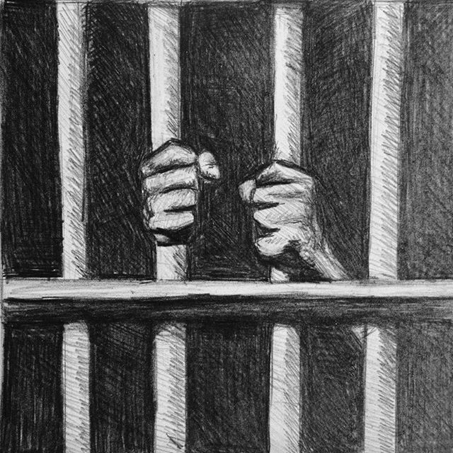 New The 10 Best Art Ideas Today With Pictures Day 05 Jail I Know I Normally Do My Pieces Using A Compleme Prison Art Art Sketches Save Water Drawing