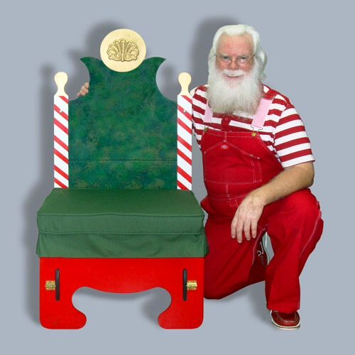 Best santa chairs images on pinterest armchairs