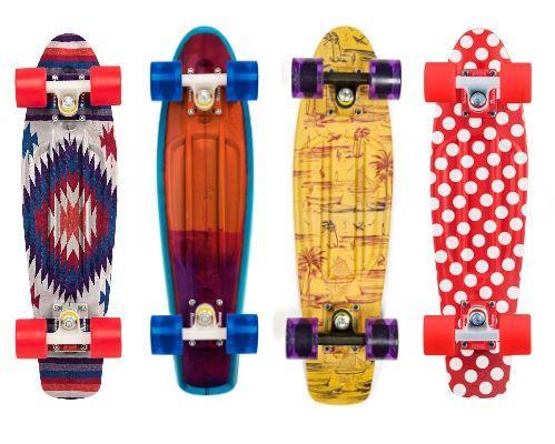 "Penny Holidays 22"" The Original Plastic Skateboards"