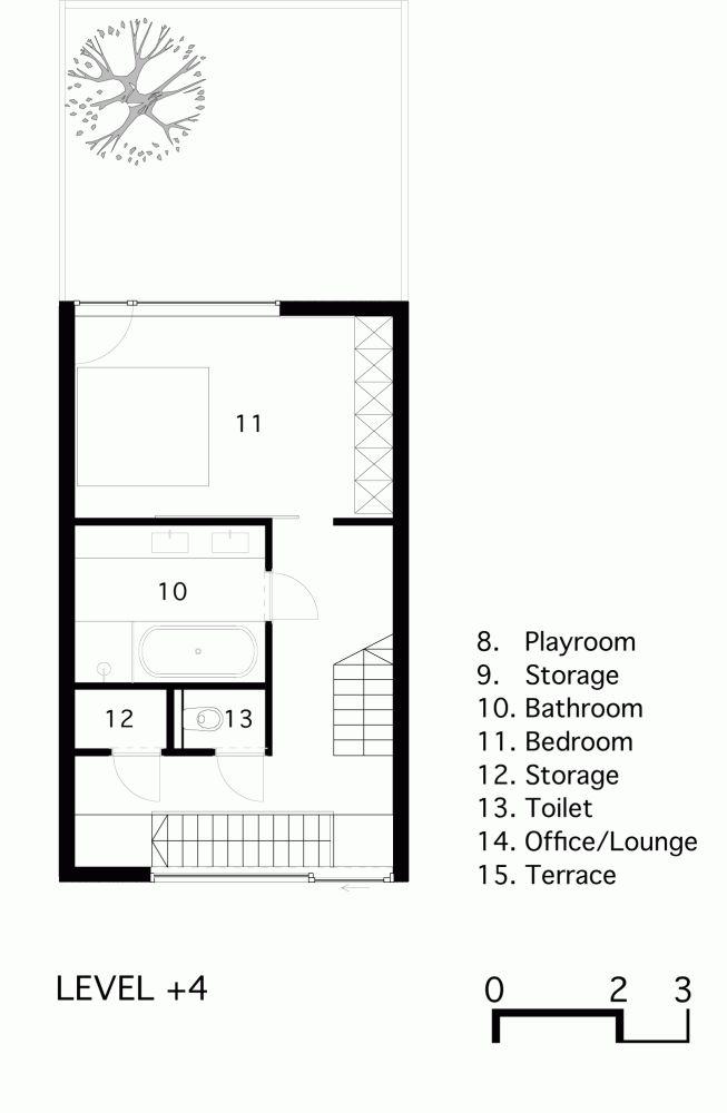 house BRZ / P8 architecten