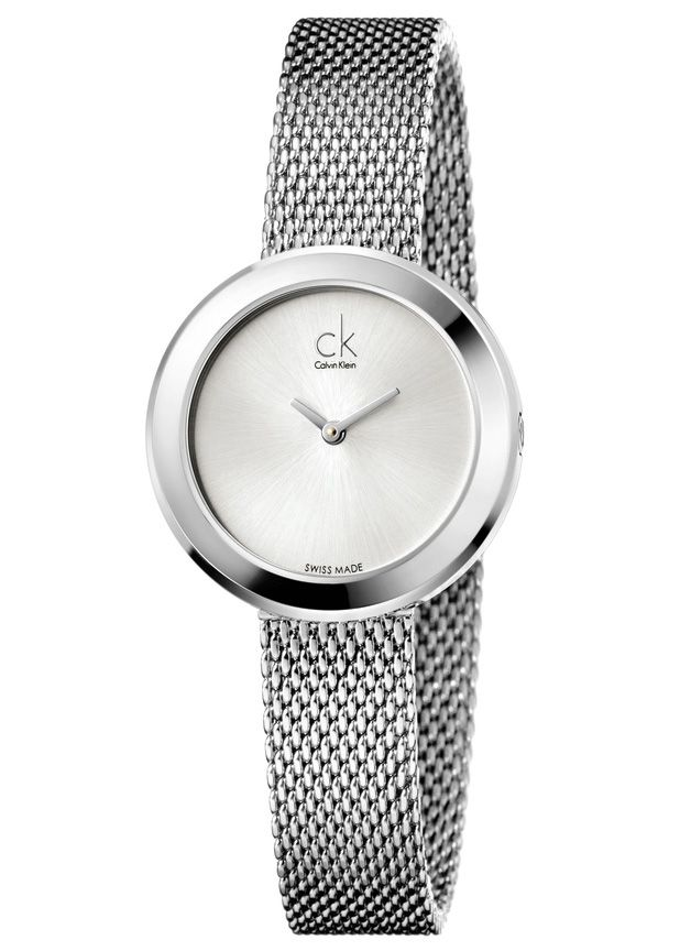 Calvin Klein Ck Firm Steel Face Womens Watch K3N23126 £170.00 - OUT OF STOCK  Pure. Discreet. ck firm offers an elegant, clean and sophisticated look. #calvinklein #sophisticated #elegant