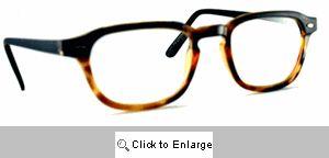 Alex Narrow Wayfarer Reading Glasses - 323 Tortoise