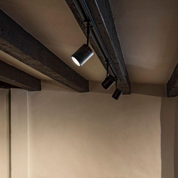 Leuchtenspot Bima Fur 1 Phasen Hochvolt Stromschiene In Matt Schwarz Ei Slv 0143440 Wohnzimmer Licht Leuchten Wohnzimmer Leuchte