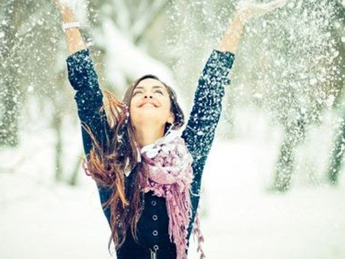 Play in the snow :) oh my gosh I so can't wait for snow!!!