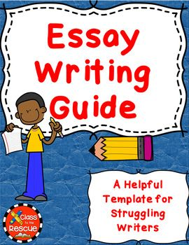 teaching essay writing elementary Find lessons for the different forms of writing writing skills lesson plans a fifth grade teacher at spring creek elementary in spring creek.
