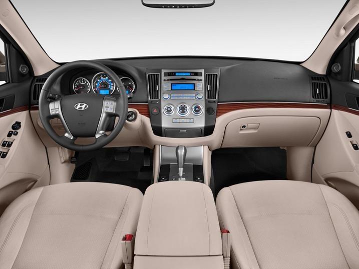 Hyundai ix55 2016 interior