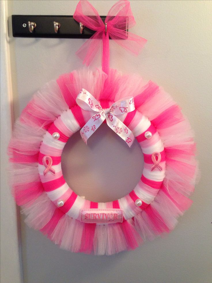 how to add tulle to a mesh wreath