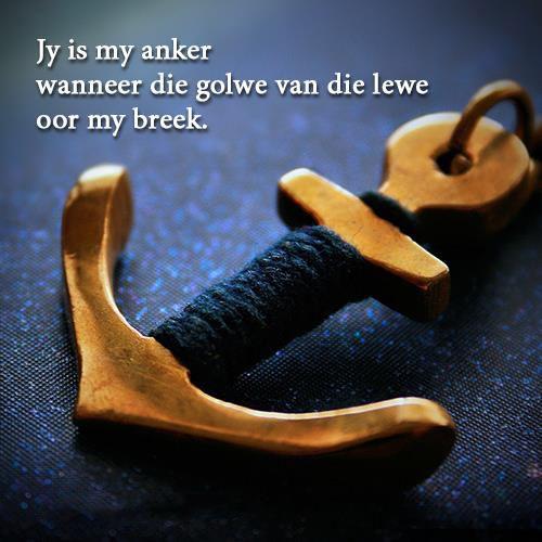 My anker..
