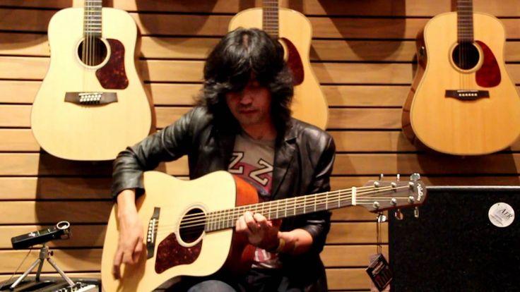 Walden Guitars D550 Review by Acousticthai.Net