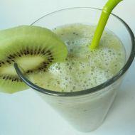 Smoothie z kiwi a banánu recept