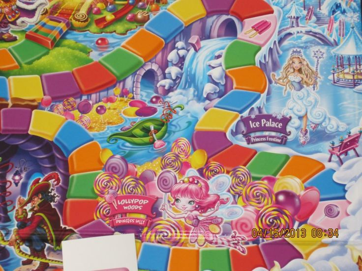 Even Candy Land Isn't Safe From Sexy  The little-kids' board game, like so many other classic toys, has gotten a makeover.