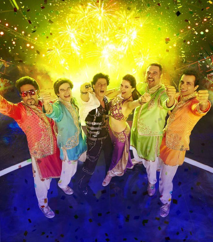 Shah Rukh Khan IMDb Happy new year movie, Bollywood