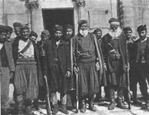 Cretan Revolutionnaries...1896 from zapfenstreich.at .