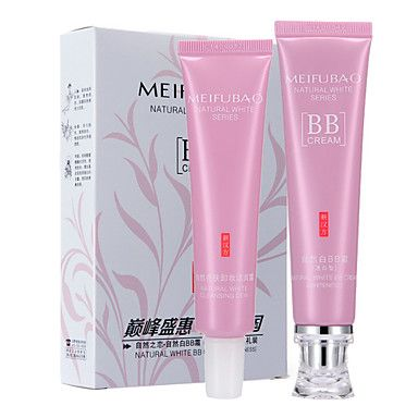 MeiFuBao Moisturized Natural Skin Color BB&CC Cream – USD $ 25.99