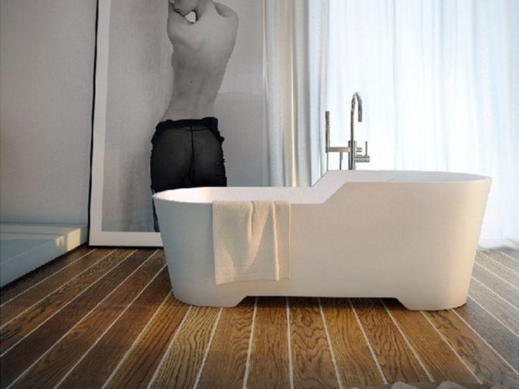 Baignoire en Corian® PROVENCE LITE 5 by MOMA Design by Archiplast