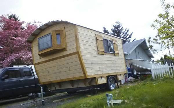 Mmmmm Custom Rustic Camper Guest Suite 11500 S Salem