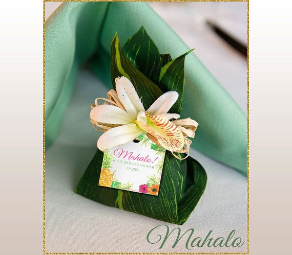 Personalized Chocolate Wedding Favors